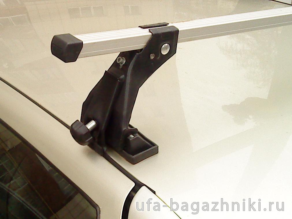 Фото №4 - багажник на ВАЗ 2110 на крышу