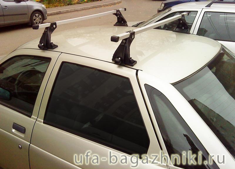 Багажник на крышу ваз 2110 сделать
