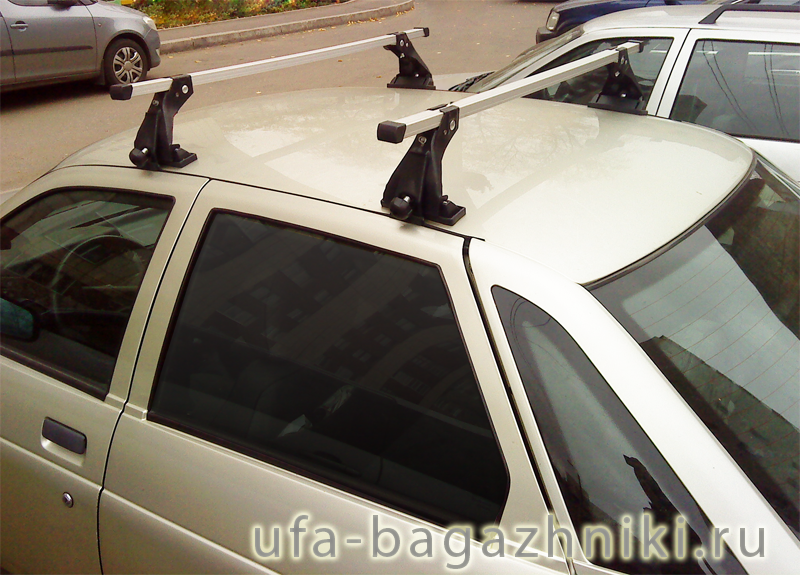 Фото №14 - багажник на ВАЗ 2110 на крышу