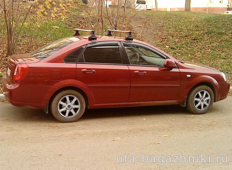Багажник на крышу Chevrolet Lacetti (sedan, hatchback ...
