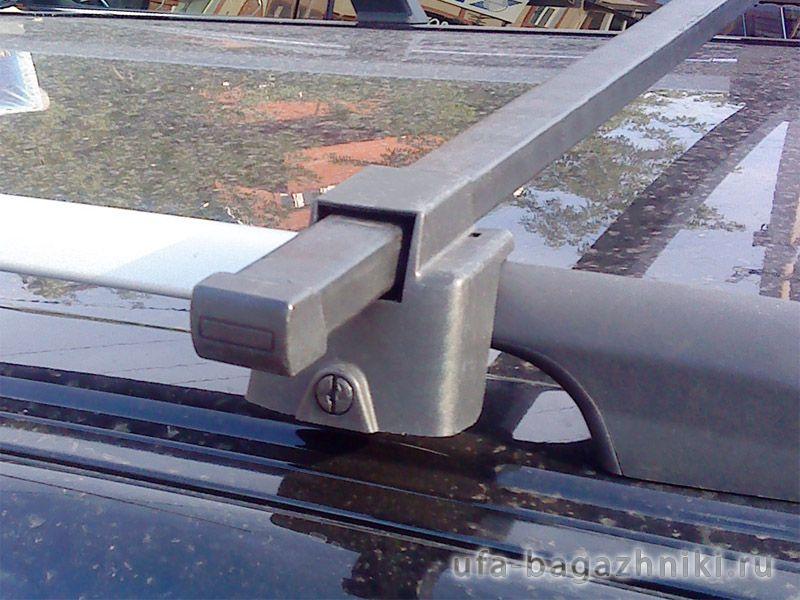 Багажник (поперечины) на рейлинги на Ладу Приору, Атлант, стальные дуги