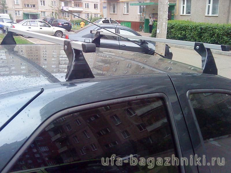 Дуги универсальные Атлант Renault Logan алюм. дуга Атлант 8909 - фото 9