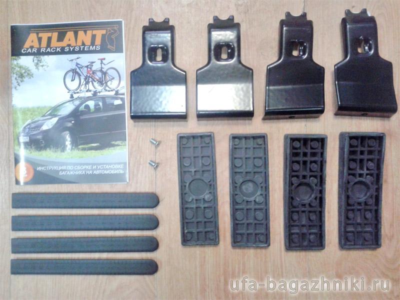 Адаптеры для багажника Volkswagen Golf 5, Golf 6, Атлант, артикул 8647